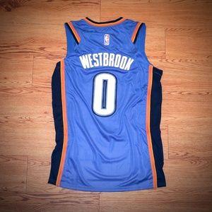 Russell Westbrook OKC Thunder Nike Jersey